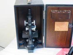 13614 - AO Spencer Metallurgical Microscope for sale at bmisurplus.com
