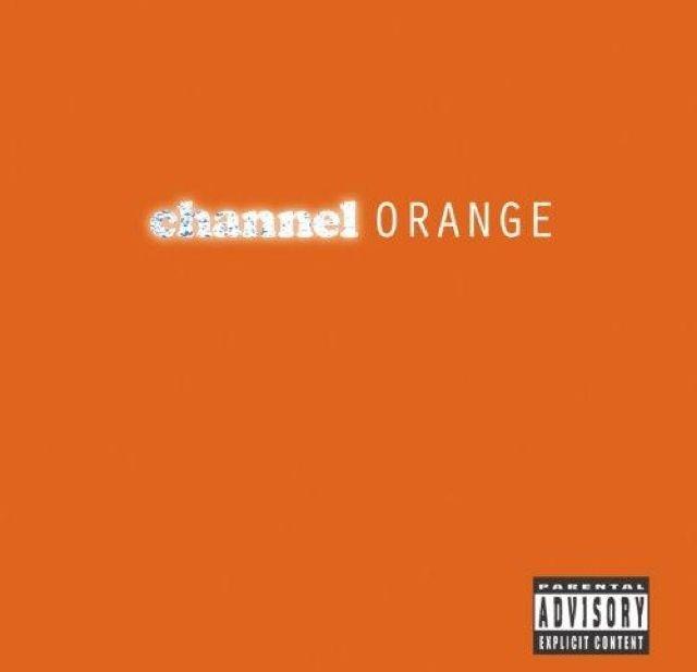 Frank Ocean- Channel Orange