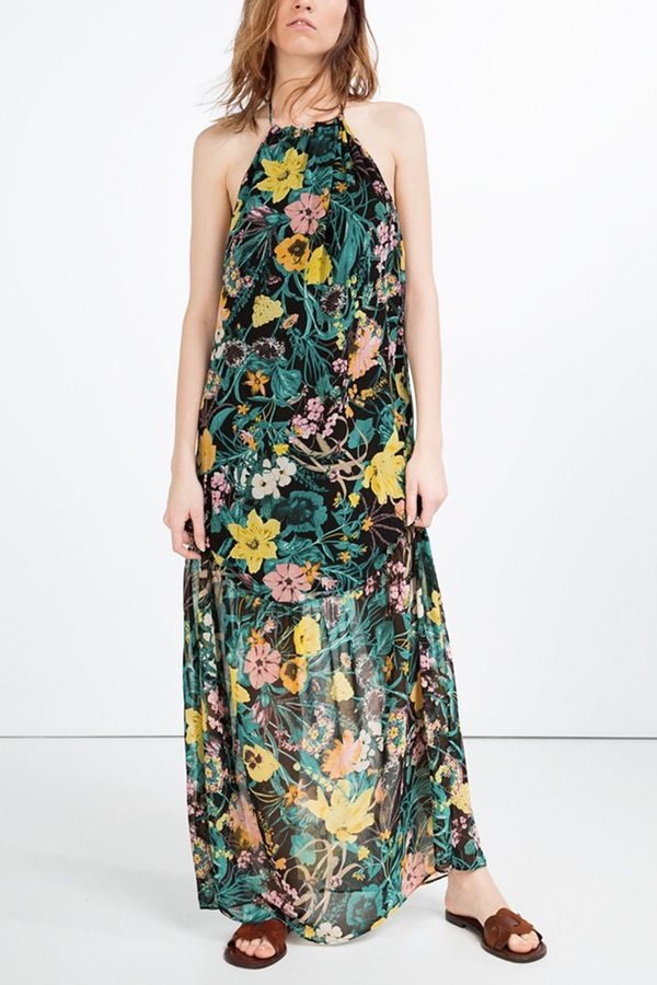 These Are the Best Maxi Dresses for Under $100  via @PureWow