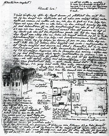 Tove Janssons letter
