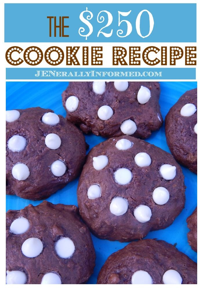 Because kids will be kids, and if you give them the chance they can come up with some pretty amazing things. Like the story behind our version of the $250 dollar cookie recipe. #ad #Clean2TheCore @walmart