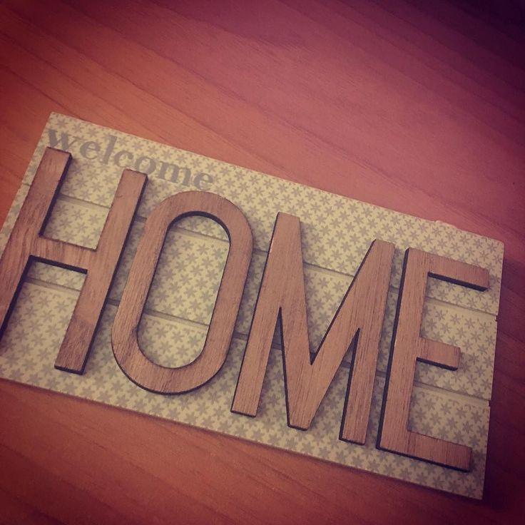 Welcome Home. #fb #maisondumonde #waitforit