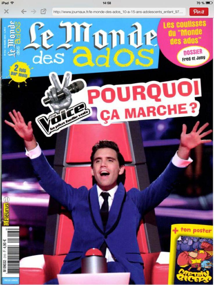 Le Monde des ados, 26 mars 2014