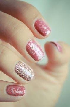 Nail Art Gallery pink Nail Art Photos 20 - http://yournailart.com/nail-art-gallery-pink-nail-art-photos-20-15/ - #nails #nail_art #nail_design #nail_polish
