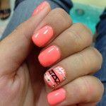Simple Cute Nail Designs for Short Nails
