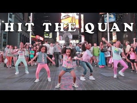 Heaven King - Hit The Quan Dance | #HitTheQuan #HitTheQuanChallenge - iHeart Memphis - YouTube