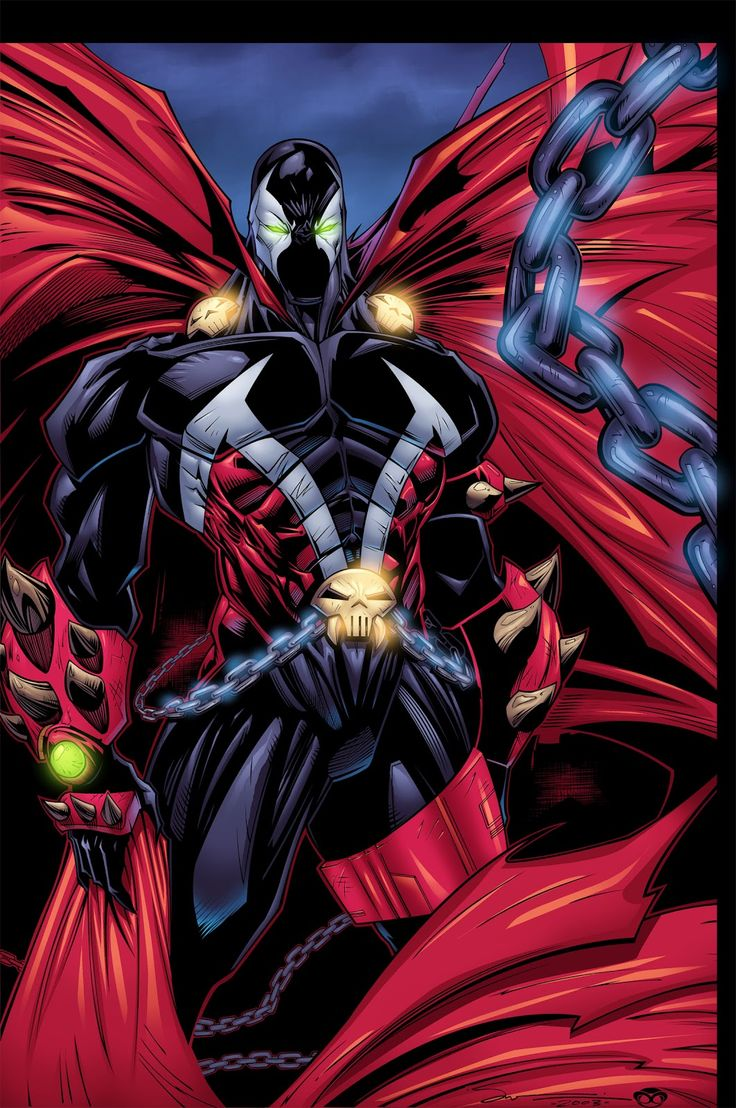 Spawn                                                                                                                                                                                 More