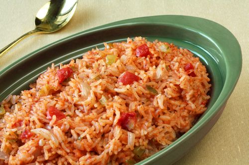Spanish Rice by Winner Dinners.