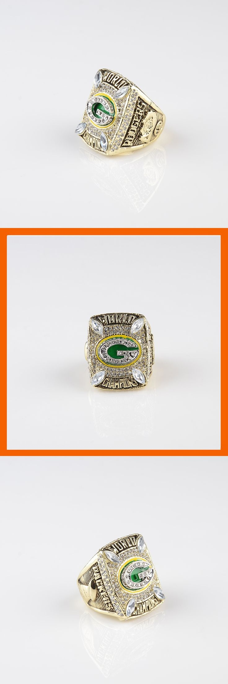 2010 GREEN BAY PACKERS SUPER BOWL XLV WORLD CHAMPIONSHIP RING  US SIZE 8 9 10 11 12 13 AVAILABLE