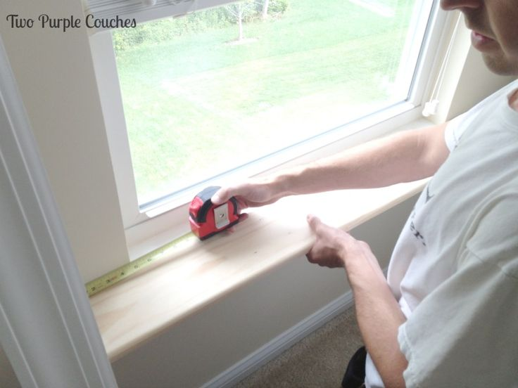 Best 25 window sill ideas on pinterest window ledge for Window sill replacement