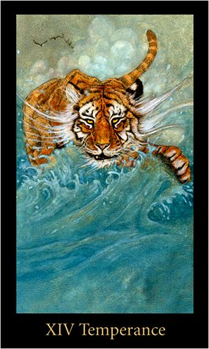 Free Daily Tarotscope -- Aug 17, 2014 -- Temperance  -- Today you may be looking for ways to release some of your pent-up energy and emotions in an effort to restore the equilibrium in your life.... (more)...