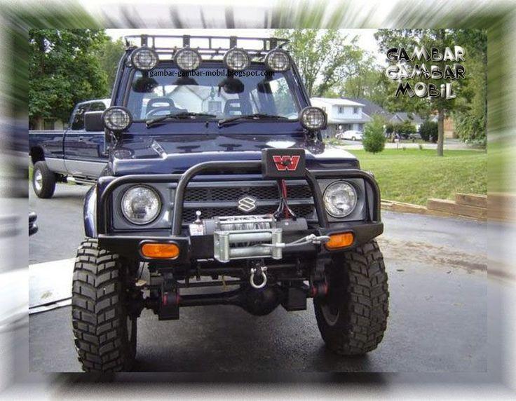 foto modifikasi mobil katana