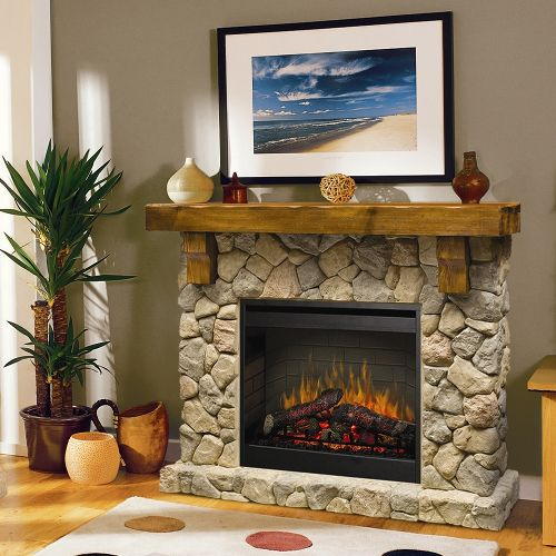 Best 25 Electric fireplace with mantel ideas only on Pinterest