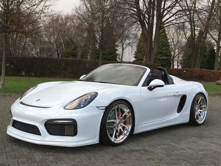 981 Spyder Besteller/Besitzer Thread - Seite 1.364 - Porsche Boxster 981 - PFF - unabhängiges Porsche Magazin & Forum