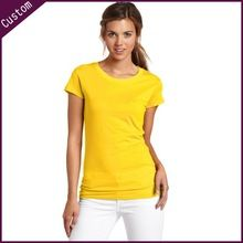 Women's slim fit plain pure cotton t shirt wholesale best buy follow this link http://shopingayo.space
