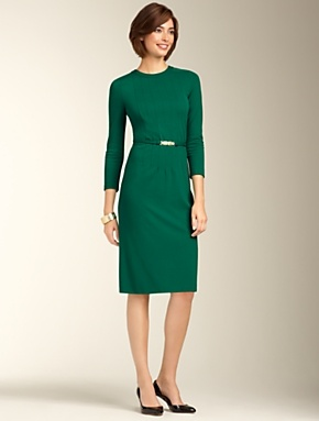 Tried this on at Talbot's yesterday -- fit like a glove! But $150 was going to put me way over my shopping budget. Now that I have a job, though...