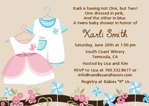 best  baby shower invitation wording ideas on   baby, Baby shower invitation