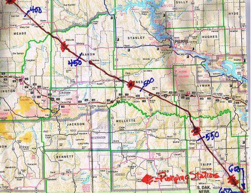 Dakota Today: ** PUC meeting in Winner, SD on TransCanada/Phillips XL Pipeline