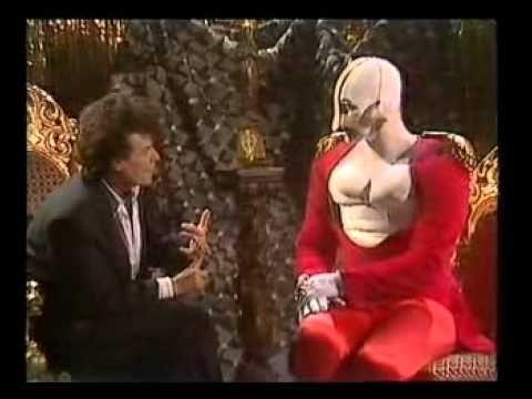 garry glitter interviewing leigh bowery