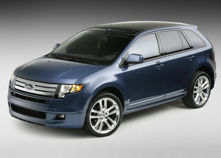 29 best Ford Edge images on Pinterest  Ford edge Dream cars and Cars