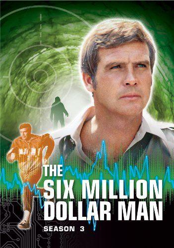 Lee Majors, The Six Million Dollar Man