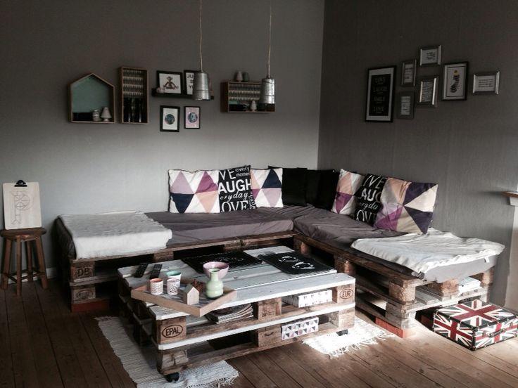 Min stue.