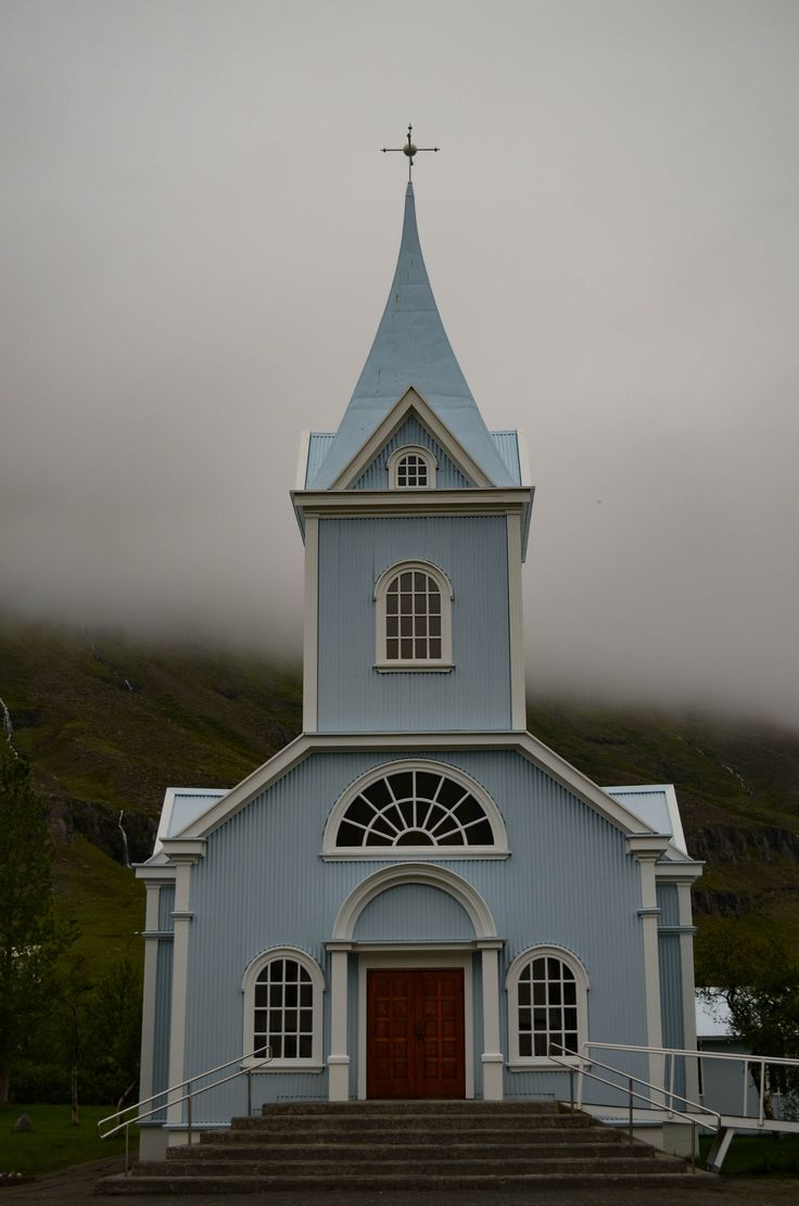 seyðisfjörður kirkja
