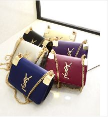 YSL Fashion chain bag 2014 new small bag features female bag ...
