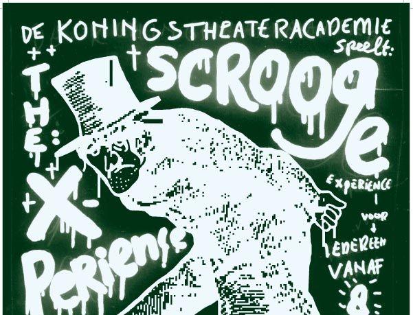 Koningstheateracademie - Scrooge Experience - vrijrdag 19 december t/m dinsdag 30 december 2014 dagelijks te zien in Theater aan de Parade! http://www.theateraandeparade.nl/voorstelling/4455/koningstheateracademie/scrooge_experience/