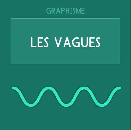 Graphisme Maternelle – Les vagues