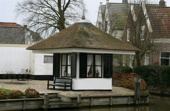 Theehuis Vecht en Dam Breukelen