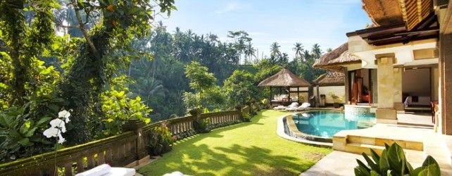 The two one-bedroom Vice Regal Villas at Viceroy Bali