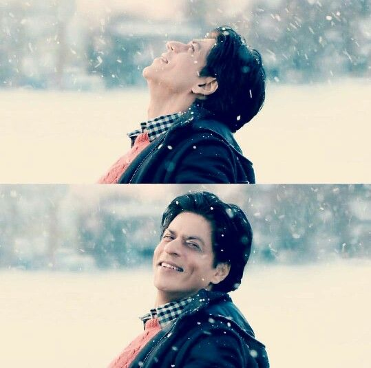 Image result for shahrukh snow