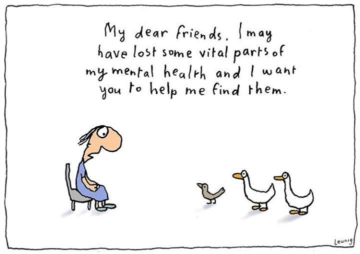Michael Leunig cartoon