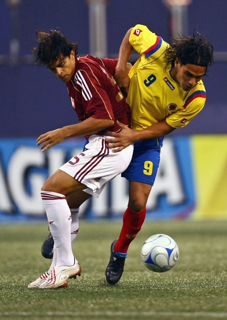 Radamel Falcao Photos - Columbia v Venezuela - Zimbio