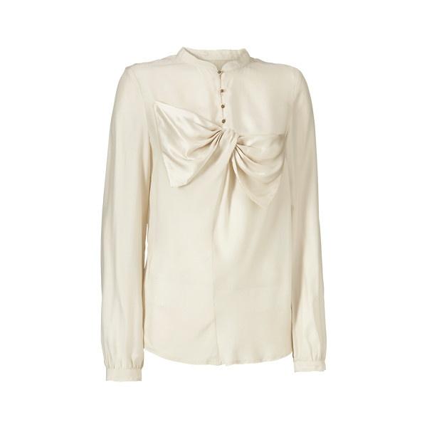 Inweart blouse. January '12.