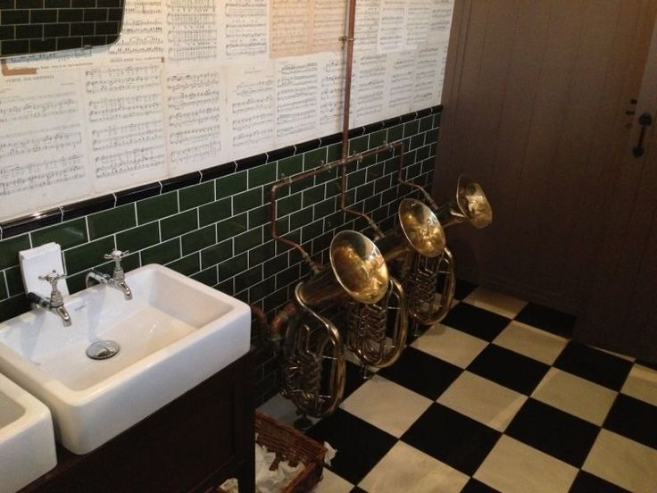 Musical Urinals Found At The Bell Pub In Ticehurst East Sussex Product Design Interior
