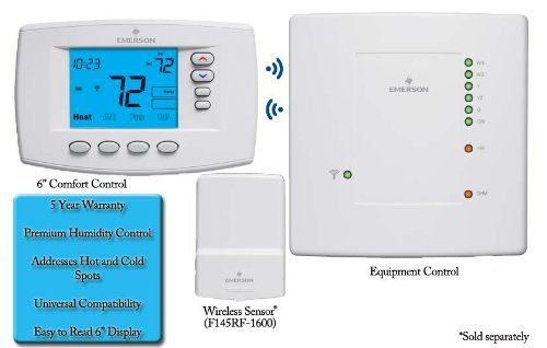 9 best home thermostats accessories images on for Innovative heating systems