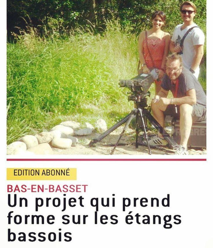 Article de La Tribune le progrès haute-Loire sur 43 Media! #43media #lovewhatyoudo