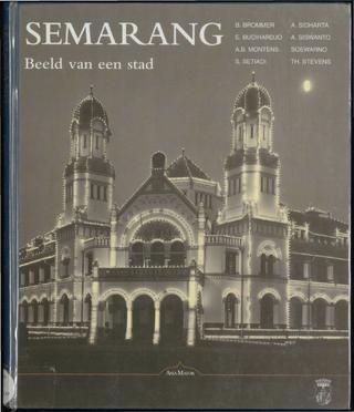 Semarang beeld van een stad Brommer Asia Maior