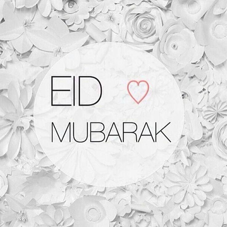 Eid Mubarek everyone x x x #eid #eidmubarak2016