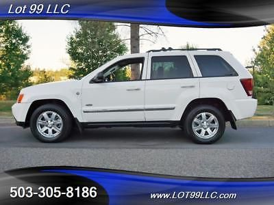 2008 Jeep Grand Cherokee Limited Turbo Diesel 4X4 Heated Seats 2008 Jeep Grand Cherokee Limited Turbo Diesel 4X4 Heated Seats Automatic 4-Door