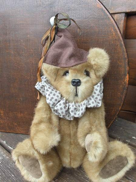 COLIN by LES OURS DES CRETESColin O'Donoghue, Teddy Bears, Des Crete, Stuffed Animal