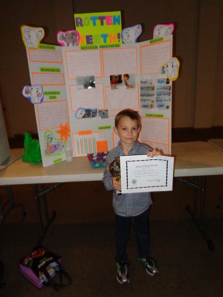 "SCIENCE FAIR   1st Place Winner!     ""ROTTEN TEETH""     I  remember a few months ago when my son asked yet again for soda to drink when we ..."