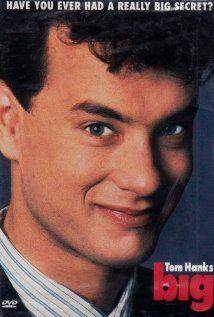 Big ( 1988) ~ Tom Hanks, Elizabeth Perkins, Robert Loggia, i love this movie still