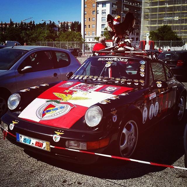 Porsche - Benfiquista