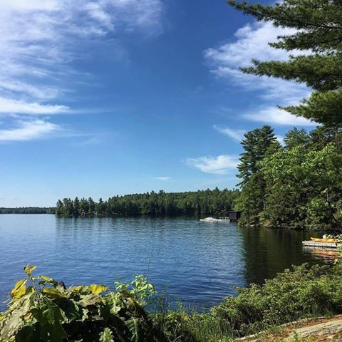 Were I Live ie The City of Kawartha Lakes, has many lakes and rivers and is on the Trent Severn Waterway System love it here AW Good morning our #kawarthapeeps on the solstice and the first day of SUMMER! We love this day and had to pick an image that says SUMMER! Did we nail it?