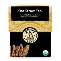 Oat Straw Tea – Tea made from oat straw that is rich in nutrients