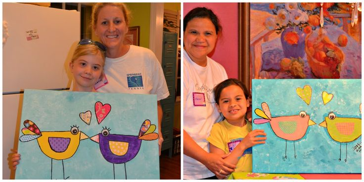 This past Friday, Anna and I hosted our first ever Mother/Daughter Craft Night, a special night of creation, fun, and connection just for mo...