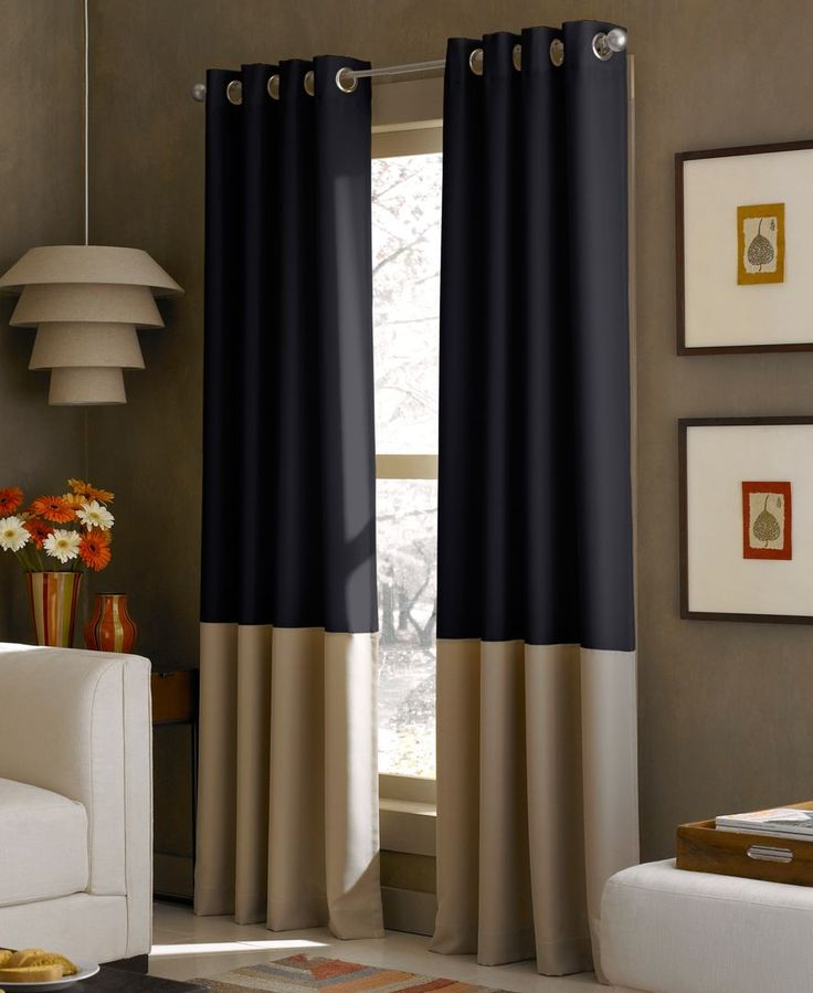 CHF Window Treatments, Kendall 52 X 95 Panel - Curtains & Drapes - for the home - Macy's